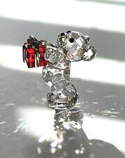 SWAROVSKI CRYSTAL KRIS BEAR A GIFT FOR YOU 905788 MINT BOXED RETIRED RARE