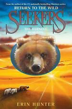 Seekers: Return to the Wild #5: The Burning Horizon-ExLibrary