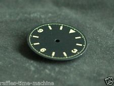 Bond Milsub Watch Gilt Dial for DG 2813 Movement 3 6 9 Yellow Lume