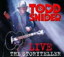 Live: The Storyteller by Todd Snider (CD, Feb-2011, 2 Discs, Aimless Records)