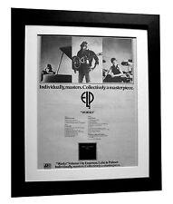 EMERSON LAKE PALMER+ELP+Works+POSTER+AD+FRAMED+ORIGINAL 1977+EXPRESS GLOBAL SHIP