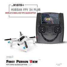 New Original Hubsan FPV X4 Plus H107D+ RC Quadcopter RTF w/ 720P Camera RTF