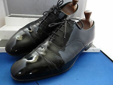 CHURCH CLASSIC ELEGANT BLACK OXFORD FORMAL PATENT SHOES UK 9 EU 43 US 10