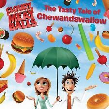 The Tasty Tale of Chewandswallow (Cloudy With a Chance of Meatballs), Rick Barba