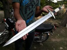 SSM! 1919 Custom Hand Made Top Steel Hunting Sword .