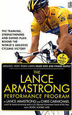 The Lance Armstrong Performance Program By Lance Armstrong, Chr .9781405099912