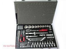 """KS-Tools 911.0670 1/4"""" + 1/2"""" Steckschlüssel-Satz 70-tlg."""