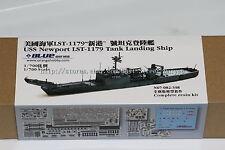 OrangeHobby 1/700 082 USS Newport class LST-1179 tank landing ship Resin
