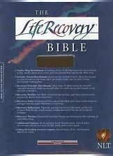The Life Recovery Bible NLT, Stoop, David, Arterburn, Stephen, Acceptable Book