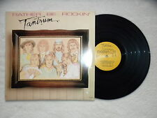 "LP TANTRUM ""Rather be rockin"" OVATION RECORDS OV 1747 USA §"