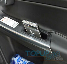 FIT FOR VOLVO XC60 V60 DOOR STORAGE BOX HANDLE ARMREST PHONE CONTAINER