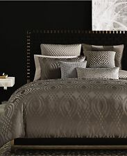 Hotel Collection Dimensions Brown Full Queen Duvet / Comforter Cover - $270
