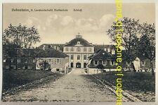 STUTTGART-HOHENHEIM  Hochschule / Schloss * AK um 1910