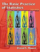 The Basic Practice of Statistics by David S. Moore (2003, Quantity pack)