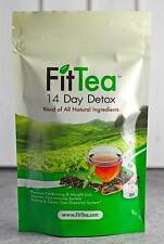 FIT TEA 14 Day - NEW - Tea Detox Promotes fat Burning  FITTEA Fast Ship exp2019