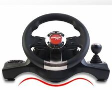 [JOYTRON] Power Racer 270DX Wheel PS2/PS3/PC Compatible Consoles Upgrade Version