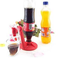 Upside Down Party Coke Water Soda Drinking Bottle Fizz Saver Dispenser Machine