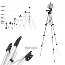 Professional Telescopic Camera Tripod Stand Mount Holder for Smart Phone + Bag
