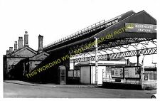 Chester Northgate Railway Station Photo. Cheshire Lines Committee. (4)