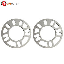 "2 Universal Wheel Spacers 3/8"" for 4 5 Lug 5x100 5x114.3 4x100 5x120 5x112 5X127"