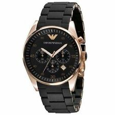 Emporio Armani Men's Watch AR5905 - Retail $700 100% Original