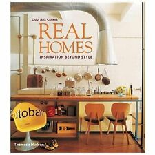 REAL HOMES - PHYLLIS RICHARDSON (HARDCOVER) NEW
