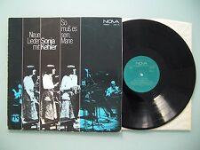 Sonja Kehler - Neue Lieder Mit Sonja Kehler So muß..., DDR '76, LP, Vinyl: m-