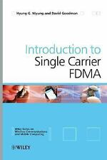 Wireless Communications and Mobile Computing: Single Carrier FDMA : A New Air In