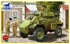 BRONCO CB35081 1/35 Humber Armored Car MK.IV