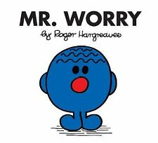 Mr. Worry (Mr. Men and Little Miss)-ExLibrary