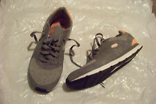 womens dr scholl's sublime gray & pink tennis shoes size 11