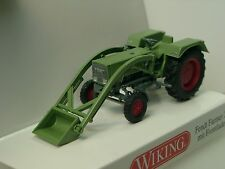 Wiking Fendt Farmer 2S mit Frontlader - 0890 03 - 1/87