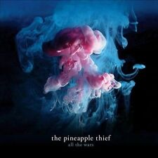 All the Wars by Pineapple Thief (CD, Sep-2012, Kscope)