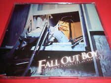 FALL OUT BOY - This Ain't A Scene It's An Arms Race - Promo CD Single 2007