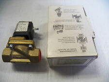 "NEW NO NAME SOLENOID VALVE C300460 TYPE A4023/1001/0032 1/2"" NPT 0,5-16 BAR"
