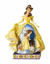 Disney Traditionals 4010021 Belle Scene New & Boxed