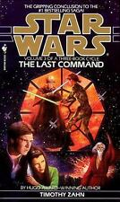 The Last Command (Star Wars: The Thrawn Trilogy) Zahn, Timothy Paperback