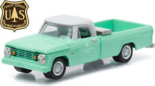 Greenlight Hobby Exclusive 1965 Dodge D100 PU US Forest Service Free USA Ship