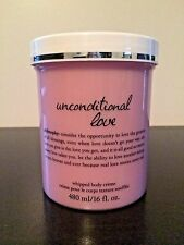 Philosophy Unconditional Love Whipped Body Creme 16 oz Super Size NEW