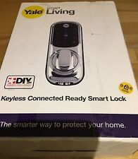 Yale Keyless Connected Touch Screen Smart Wireless Door Lock Keypad DAMAGED BOX