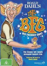 The B.F.G (Big Friendly Giant) DVD R4