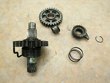 1984 HONDA CR 250 R OEM KICK START MECHANISM ASSEMBLY