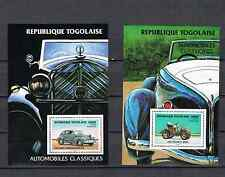 Togo 1984 Block 253/54 Automobile Postfrisch
