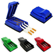 84mm Manual Triple Cigarette Tube Injector Roller Tobacco Maker Rolling Machine