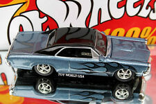 '07 100% Hot Wheels '66 Pontiac GTO  (40th Anniversary)