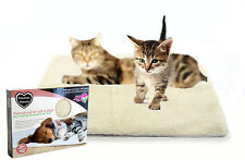 Valentina Valentti Self Heating Thermal Pet Pad Rug or Bed for Cats & Small Dogs