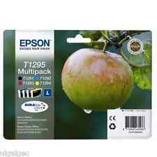 Epson T1291 T1292 T1293 T1294 T1295 MULTIPACK APPLE