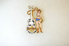 SAN FRANCISCO,Hard Rock Cafe Pin,SEXY CowGirl from San Francisco :),XXX