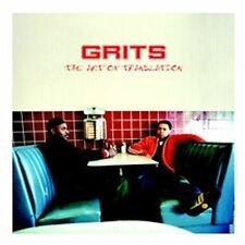 The Art of Translation by Grits (CD, Aug-2002, Gotee) (REF BOX C3)