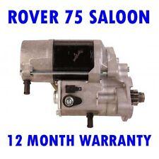 ROVER 75 SALOON ESTATE 2.0 CDTI 1999 2000 2001 2002 - 2005 RMFD STARTER MOTOR
